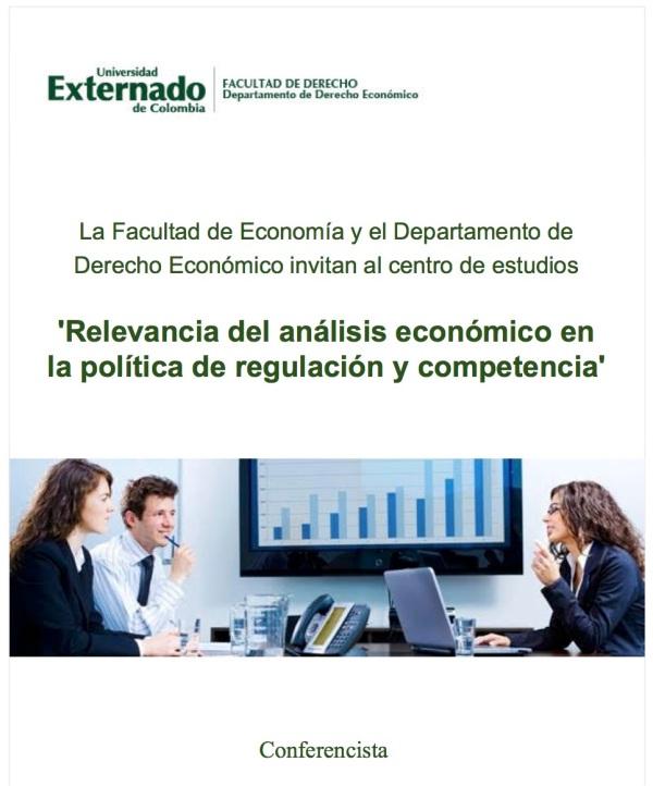 Gmail - Centro de estudios- Relevancia... política de regulación y competencia