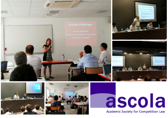 competition law as regulation ascola competition law series