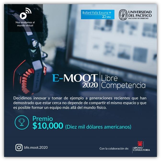 E-MOOT Libre Competencia